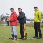 SC挑戦合格の羽賀選手。 助手指導は何れも尾久ラジコン小池氏と他